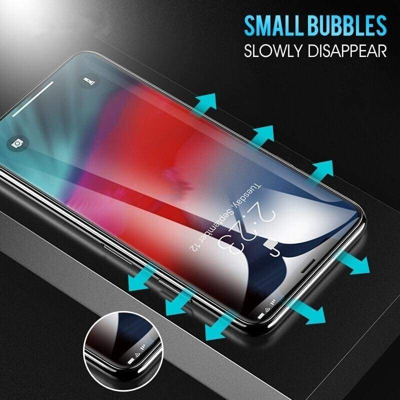 (2 Pack) 15D Full Screen Coverage 15D PET HD Screen Protector Film for Samsung Galaxy S10 S10 Plus S9 S9 Plus S8 Note 9 Iphone Xs Max Xr Xs X and Huawei P20Lite P30Lite P30Pro Mate20Pro