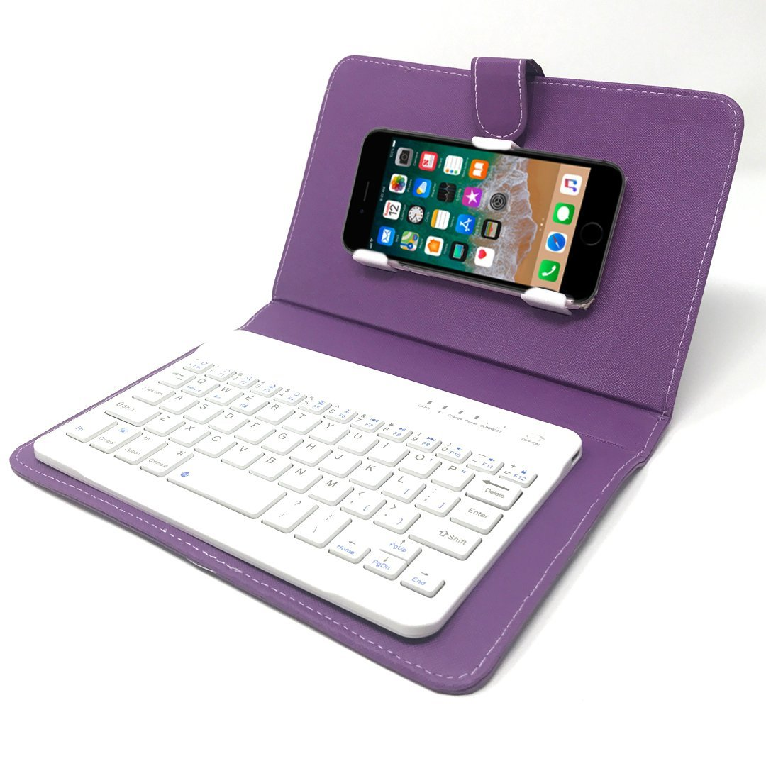 Wireless Bluetooth Keyboard For iPhone Or Android