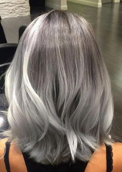 2020 Best Lace Front Wigs Gray Salt N Pepper Wigs Blonde Tones Hair Highlights Price Water Color Wigs