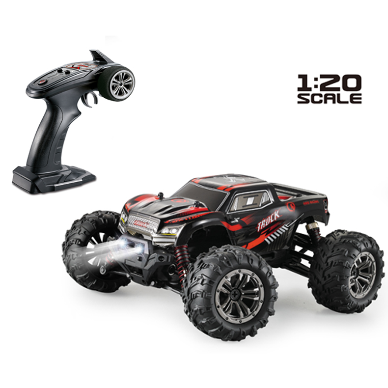 Xinlehong 9145 1/20 2.4G 4WD Off-road Brushed Fast Remote Control Monster RC Truck