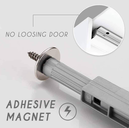 Magnetic Push Open Latches