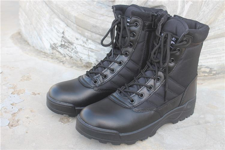 50%OFF-Special Force Tactical Desert Combat Men's Ankle Boots