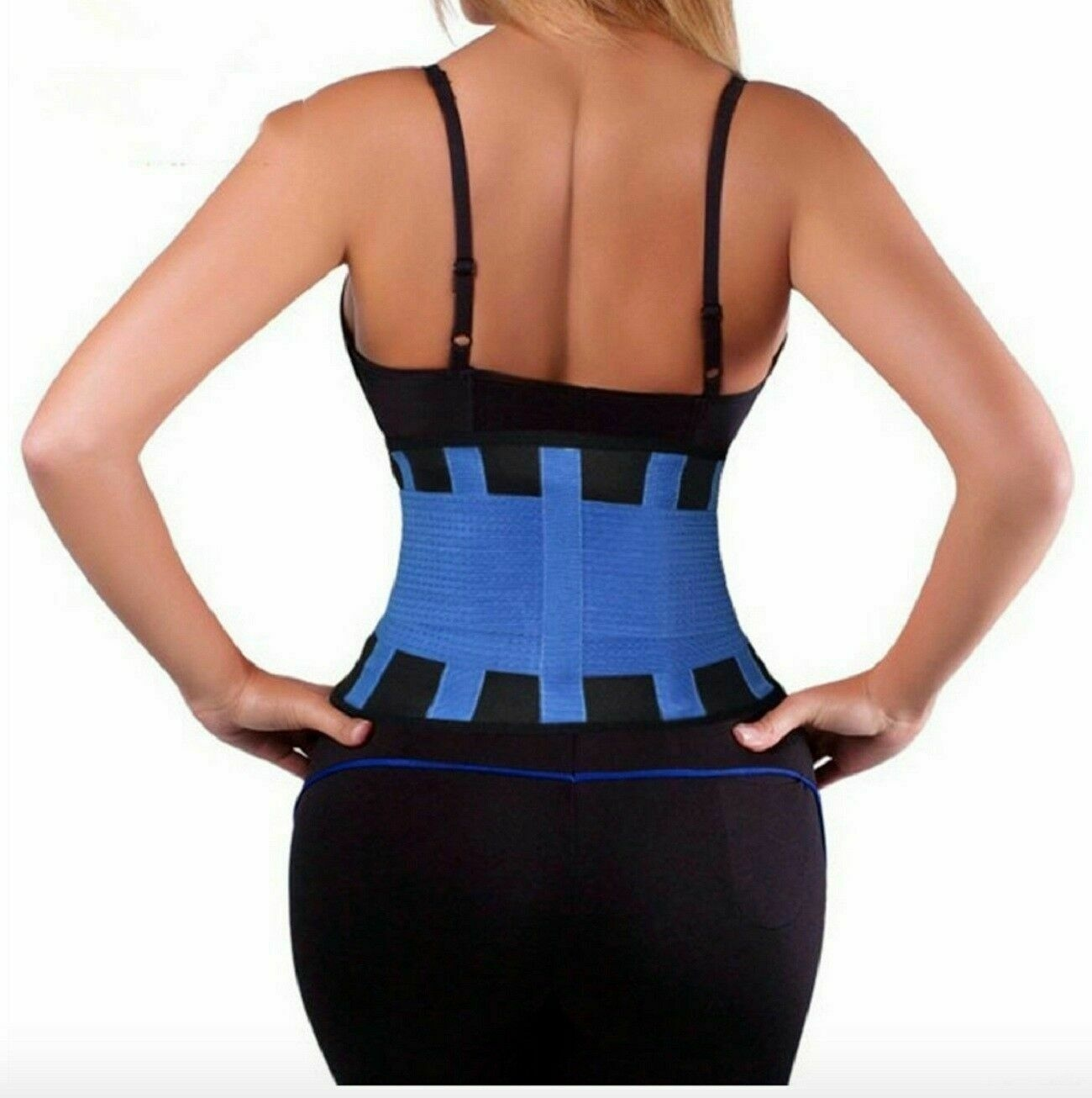 Elastic Waist Trainer Quick Weight Loss Products Men Women Kit Waste Cincher