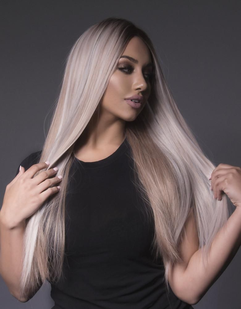 Lace Front Wigs For Black Women Straight Blonde Lace Front Wig Blonde Hair Looks White Blonde Highlights
