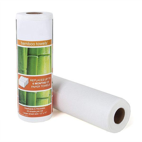 Hot Sale-Bamboo Reusable Paper Towels