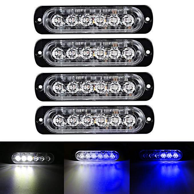 Hot SaleCar Flexible Warning Strobe/Work Light【Buy 1 get 1 free】