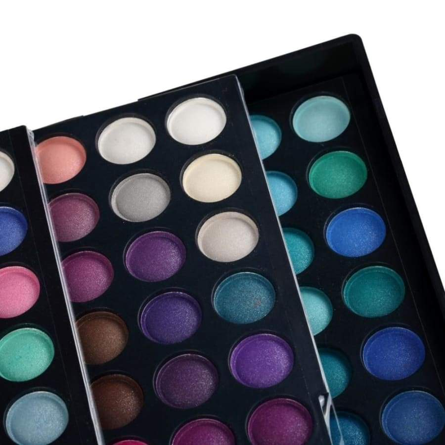 28/40/120/123/162/252 Colors Shimmer Matte Glitter Eyeshadow Palette Eye Shadow Beauty Makeup Pigment Board Pallet Cosmetics