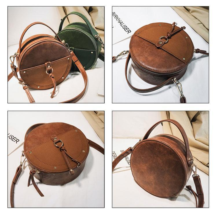 Vintage Crossbody Bag For Women Ladies Small Handbags