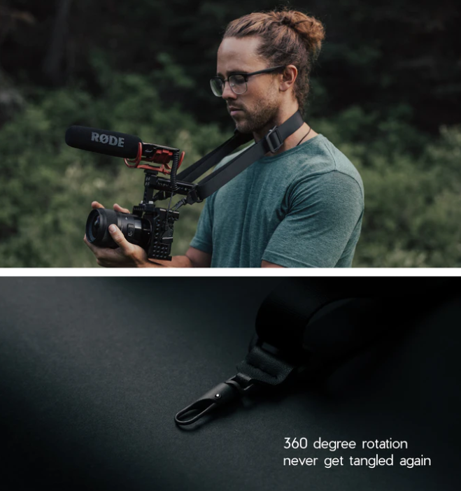 The Only Strap for Every Camera (Buy 2 Free Shipping)