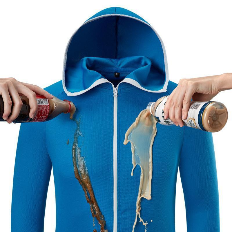 Last day promotion-Fishing Men Tech Hydrophobic Outoor Camping Hooded