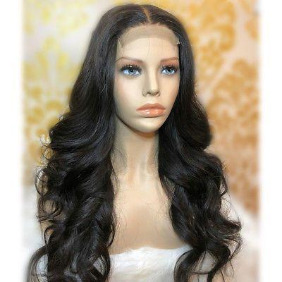 Lace Front Wigs Black Hair black curly hair wig In Loverlywigs.com