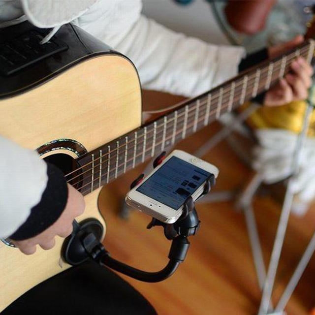 🎉Christmas Sale 30% OFF - Guitar Phone Holder(Buy 2 Free Shipping)
