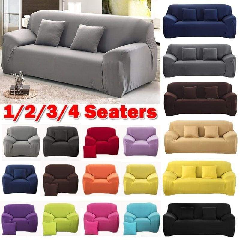 4 Seaters Fashion Recliner Sofa Covers