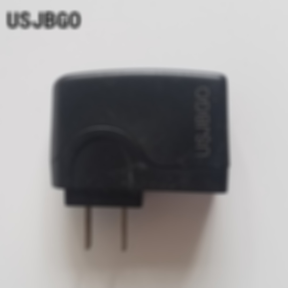 USJBGO 5W USB Official OEM Charger and Power Adapter for Fire Tablets and Kindle eReaders - Black