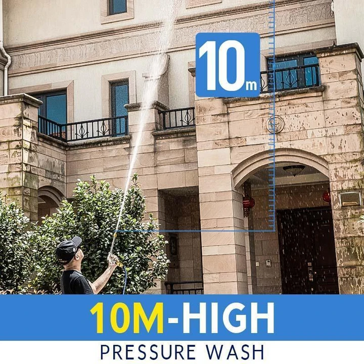 【Buy 2 Free Shipping】2-in-1 High Pressure Washer 2.0(Buy 2 Free Shipping)