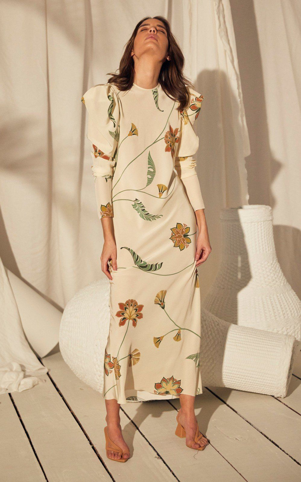 Floral Dresses 2020 Print Dresses African Print Dresses For Wedding Guest Yellow Floral Dress Outfit Women'S Dashiki Tiger Print Dress
