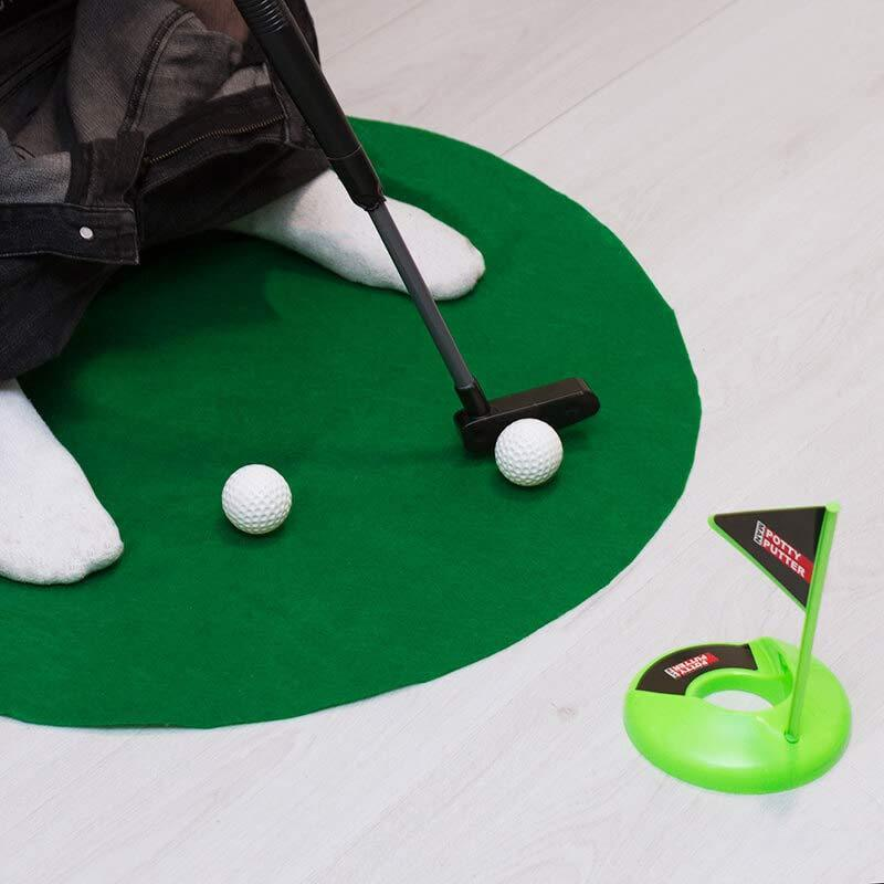 LAST 50% OFF-Toilet Golf (Original Version)