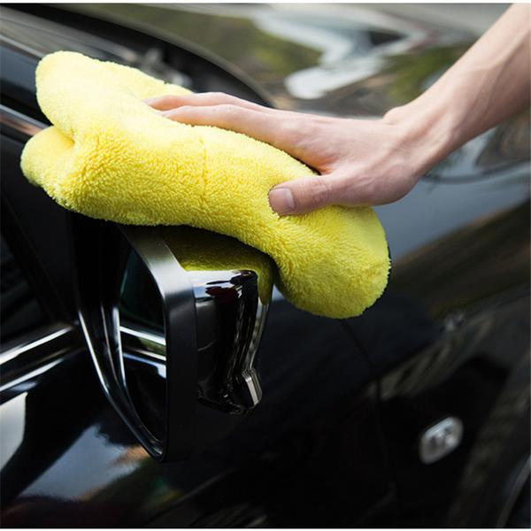 2019 Ultra Thick Car Cleaning Towel (Super Absorbent)