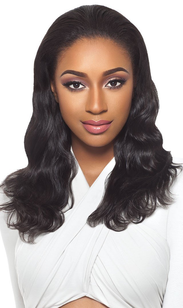 Outre Unprocessed Human Hair Fab & Fly Wig EVELYN