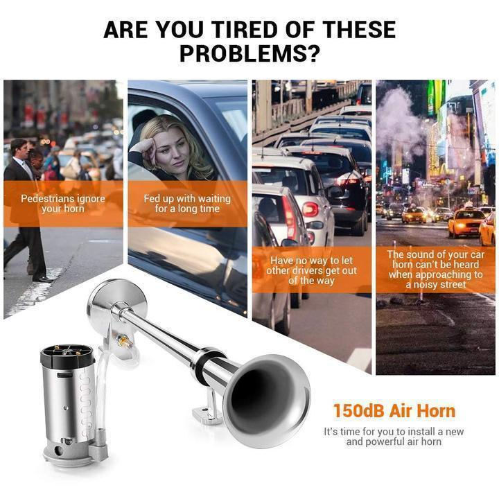 💥50% OFF💥Train Horn Kit For Car💥Clearance Price-last 2days💥