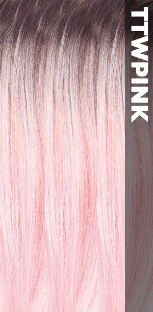 Vanessa Synthetic Swissilk Lace Front Wig TOPS KEKE