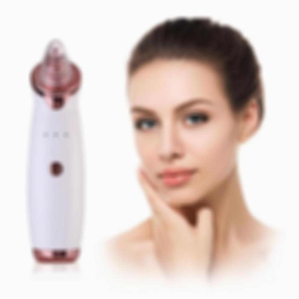 Kisslay Electric Blackhead Remover Vacuum Suction Pore Facial Cleaner