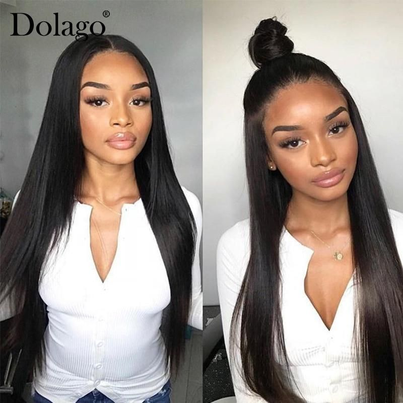 Straight Wigs Lace Front Straight Hair Highlights Straight Wigs For Cheap 360 Frontal Straight Hair Straight Weave Sew In