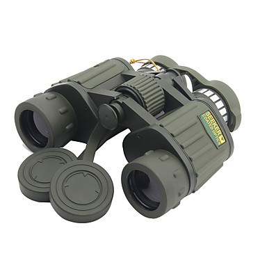 SEEKER 8 X 42mm Binoculars Porro Lenses High Definition, Generic, Carrying Case Multi-coated Wide Angle BAK4 Hunting, Camping / Hiking / Caving, Outdoor Night Vision Plastic Rubber Aluminium Alloy
