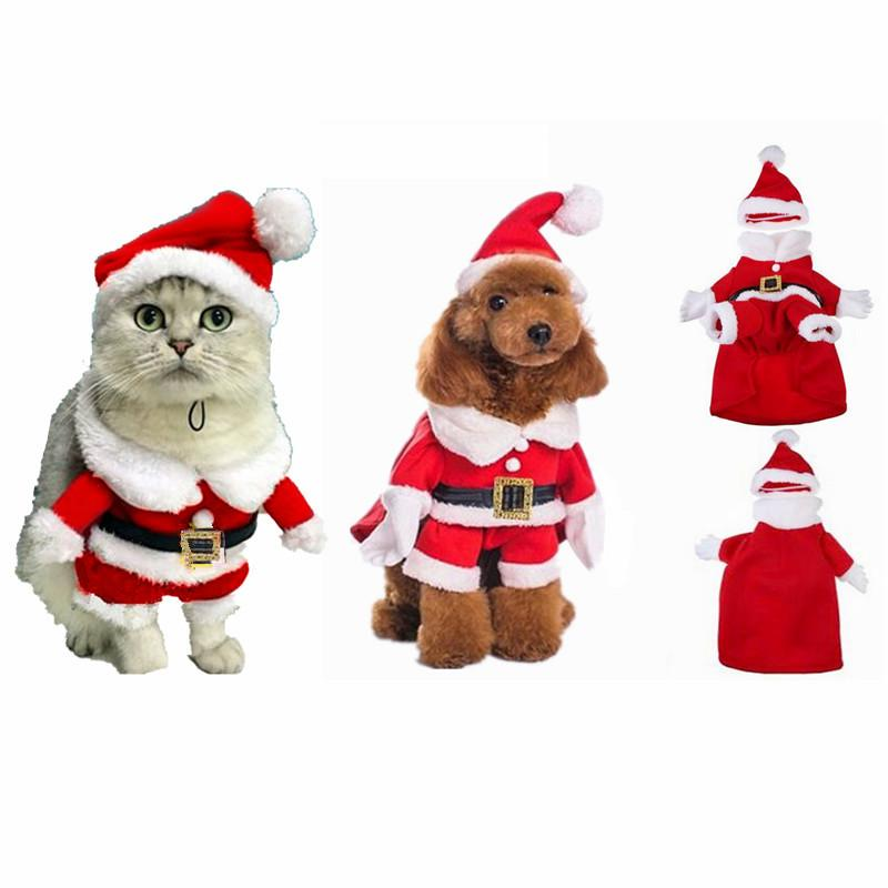 Dog Christmas Costume