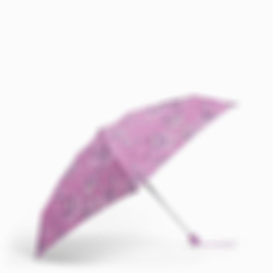 Mini Travel Umbrella in Lavender Dandelion