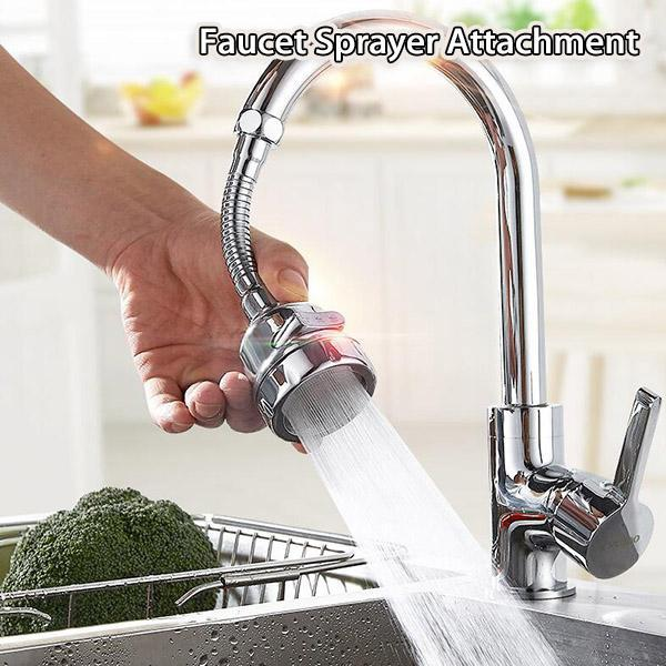 (Buy 2 Free Shipping) Faucet Sprayer Attachment