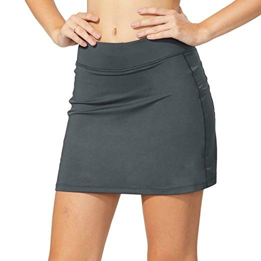 Women's Active Athletic Skort Skirt with Pockets for Running Tennis Golf Workout