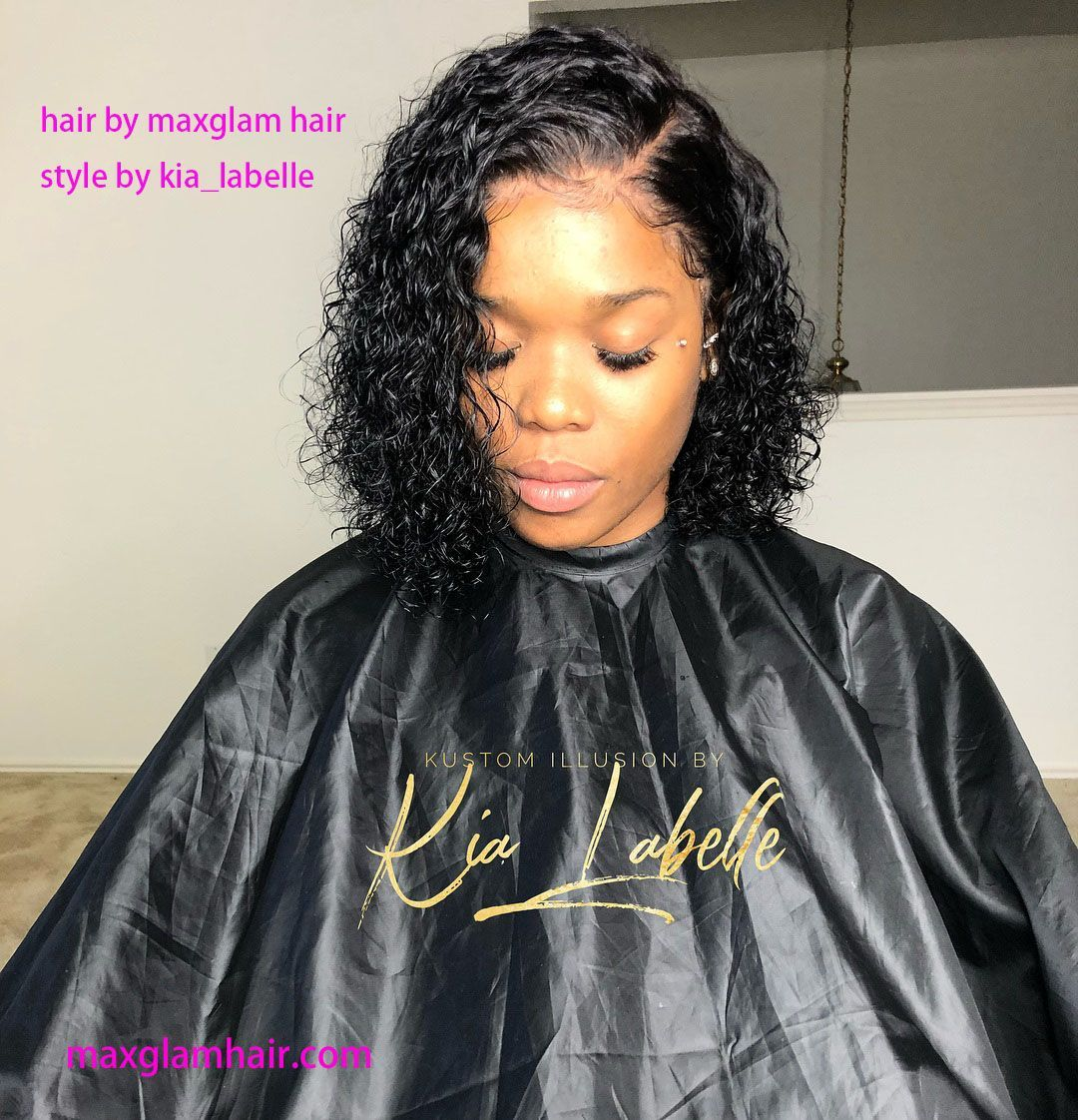 Lace Front Black Wig beautiful black wigs unicorn Lace hair wig