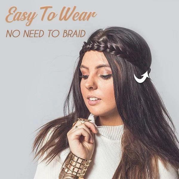【Black Friday Promotion】-Bohemian Easy-Wear Hairbands(Buy 3 get 2 FREE)