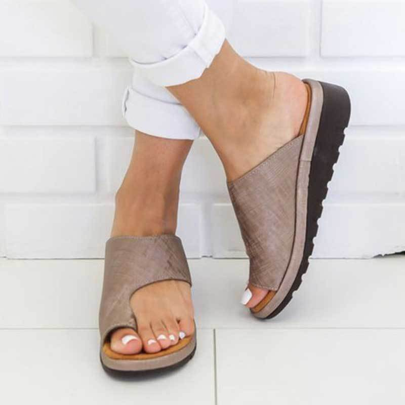 Women Casual Solid Color Sandals