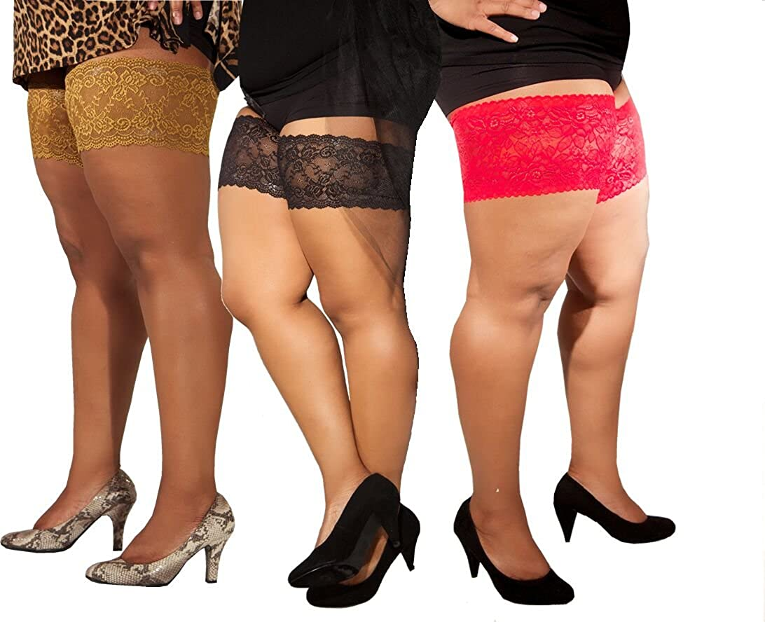 💗$9.99 ONLY TODAY💗Elastic Anti-Chafing Thigh Bands-BUY 4 FREE SHIPPING