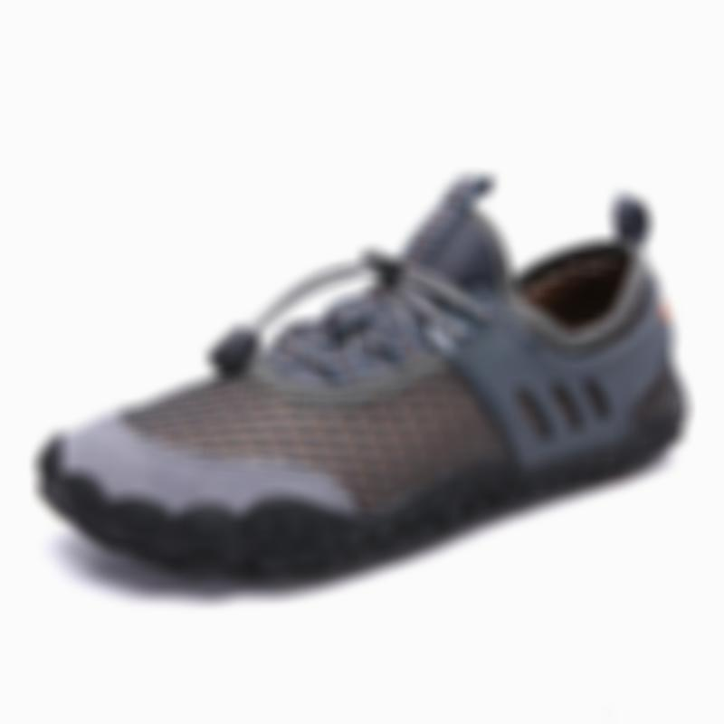 Men Outdoor Beach Barefoot Water Shoes(Please go up 1 Size)