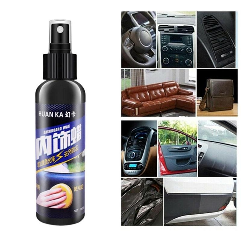 Auto Car Interior Cleaning Tool Tire Wheel Refurbishing Car Panel Cleaner