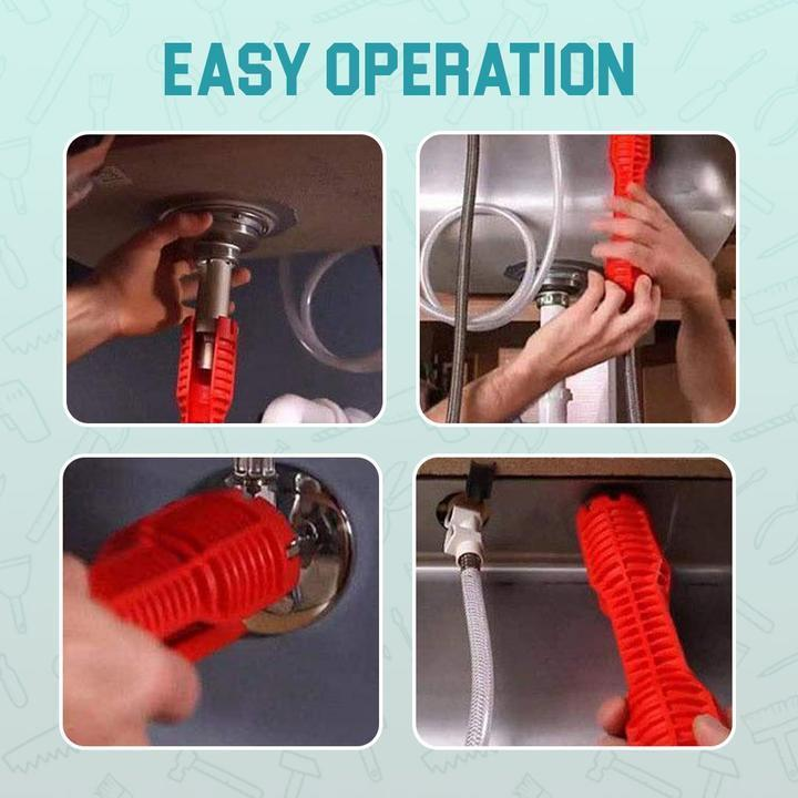 THE PLUMBER'S SINK WRENCH(BUY 3 FREE SHIPPING)