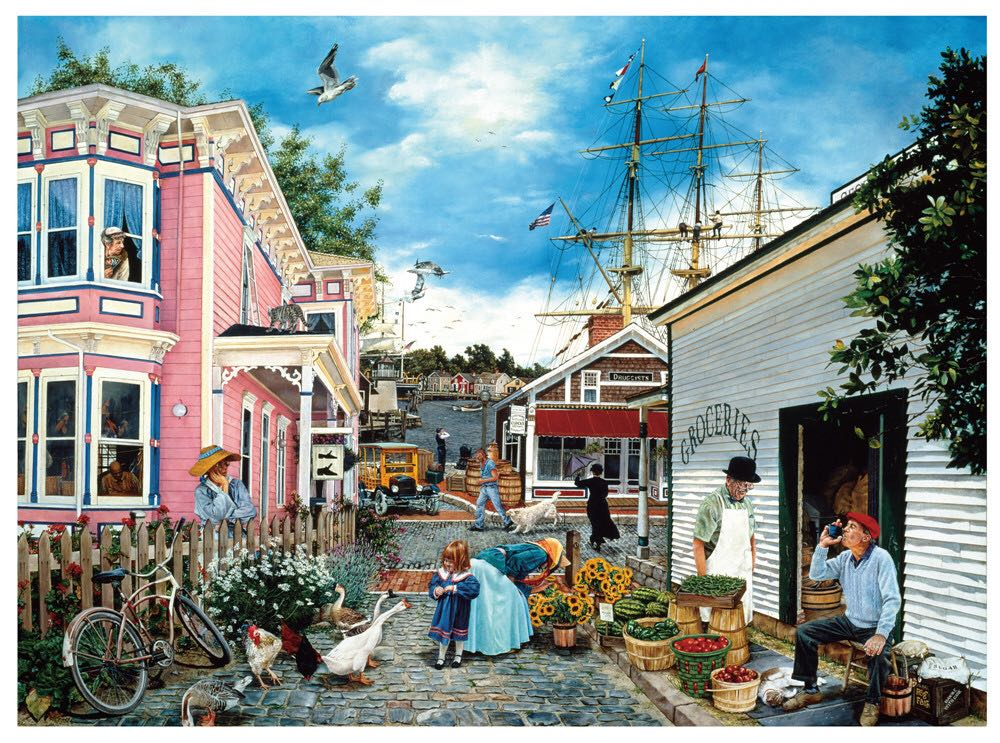 40% OFF TODAY-1000-PIECE PUZZLE