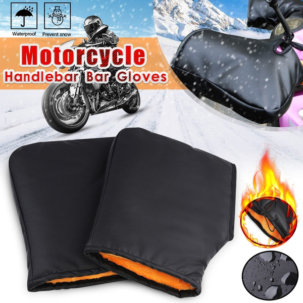 2020 - Motorcycle handlebar gloves