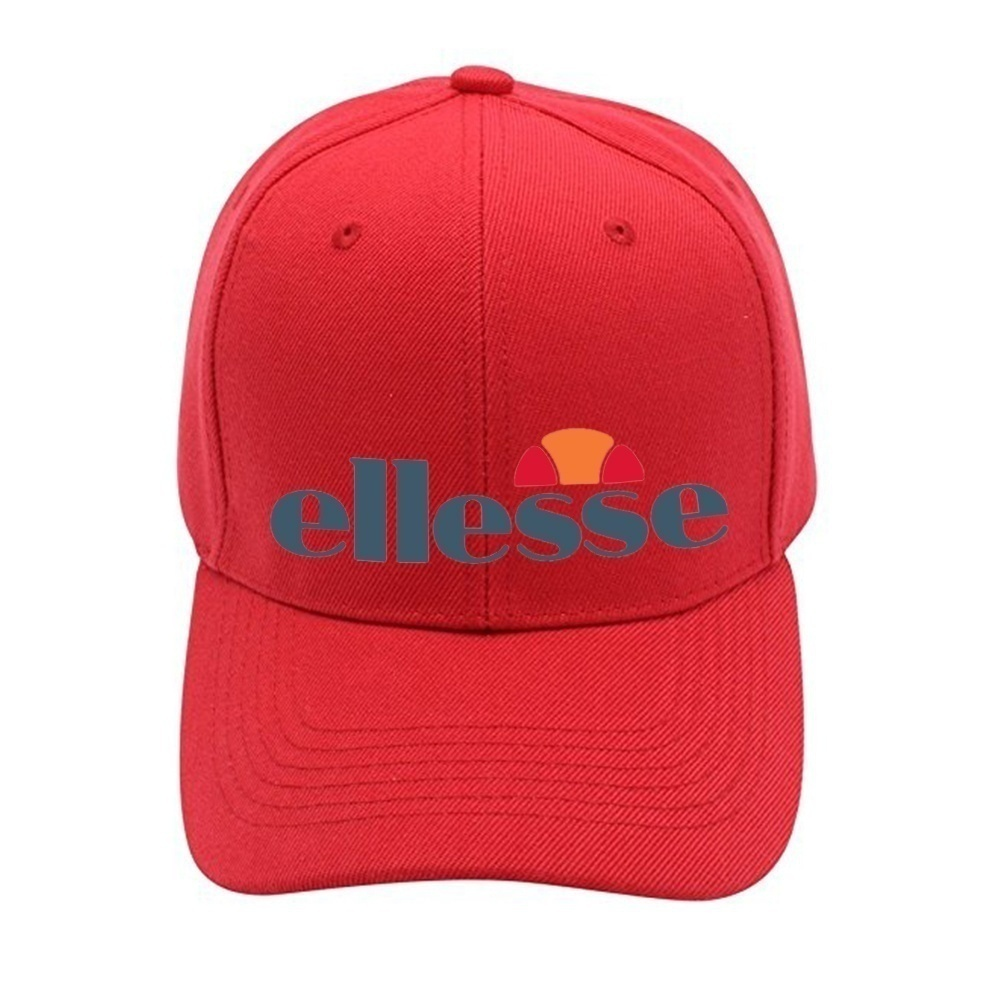 Hot 2019 Casual Cotton Baseball Cap Ellesse And Can Be Properly Adjusted In Size(unisex)