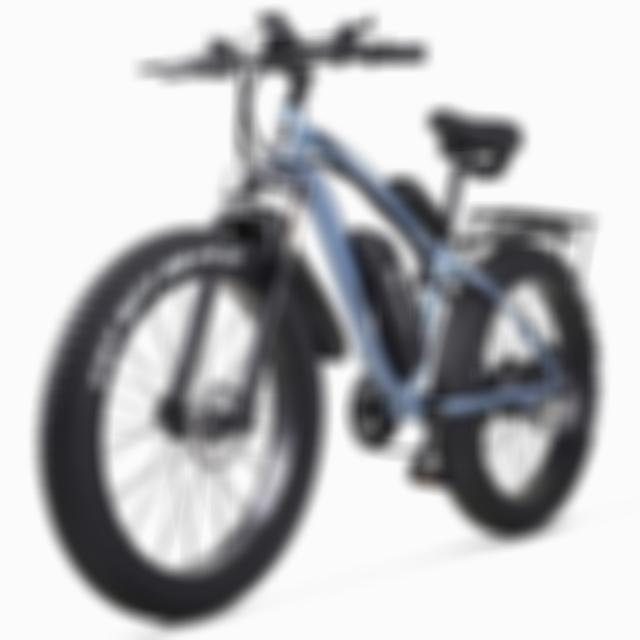 Electric bike ebike 48V1000W electric mountain bike 4.0 fat tire Electric Bicycle
