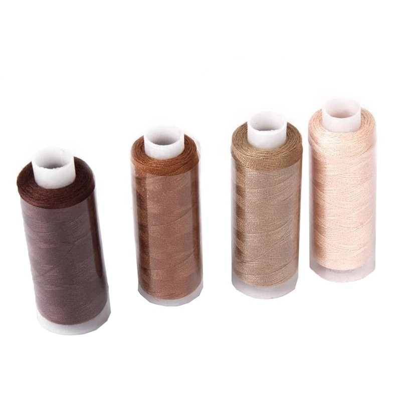 5 Colors Polyester Sewing Quilting Threads Spools Assorted Colors DIY Sewing Machine Thread