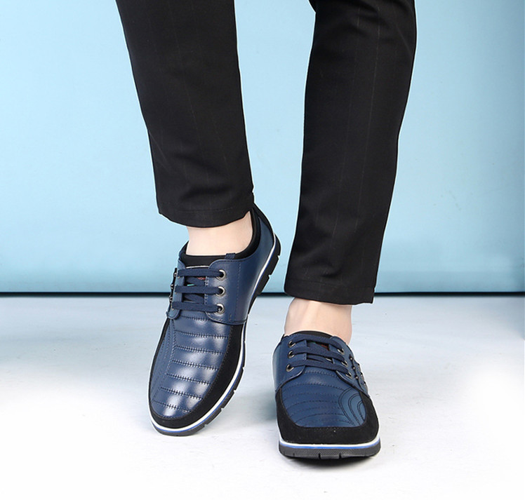 2020 HOT SALE-Men Casual Shoes Sneakers Loafers