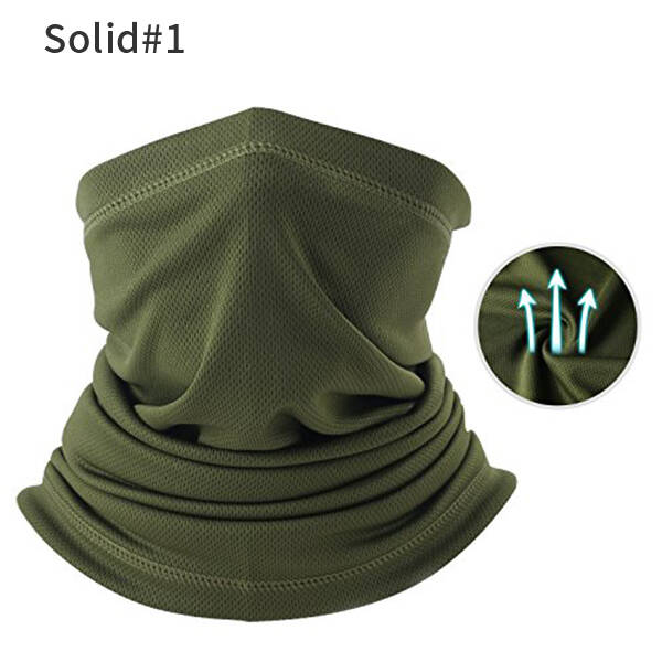Neck Gaiter Prints, Seamless Adult Multi-functional Face Covering Scarf, Face Mask, Tube Scarf, Head wear