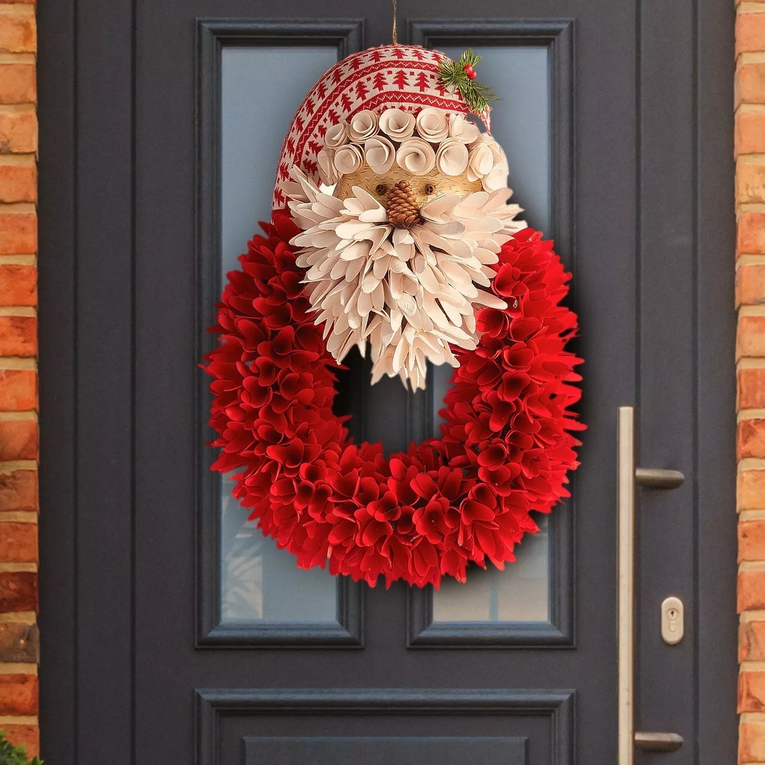 🎅Christmas Special Offer🎅Santa Wreath