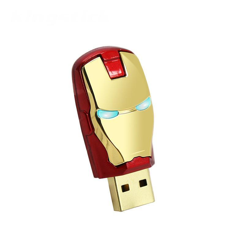 Avengers Iron Man USB Flash Drives