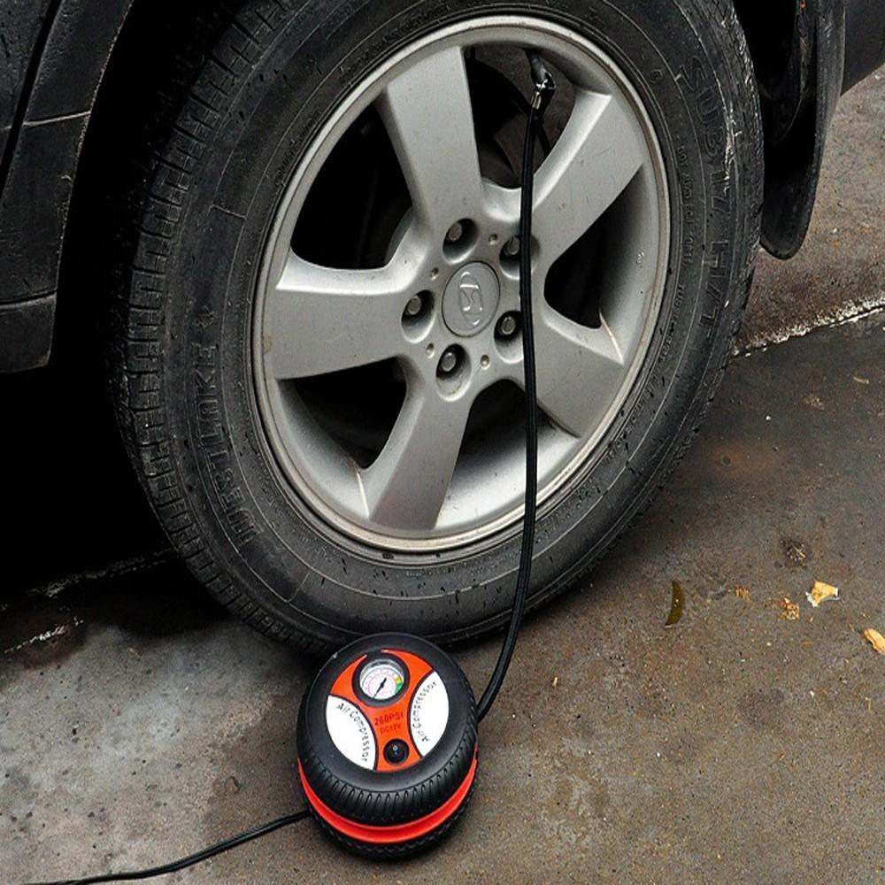Portable Mini Tire Air Pump  ( Buy 2 Get Extra 10% Off )