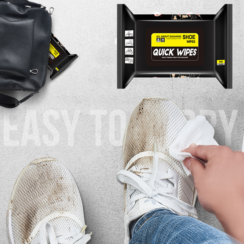 Quick decontamination cleaning wipes